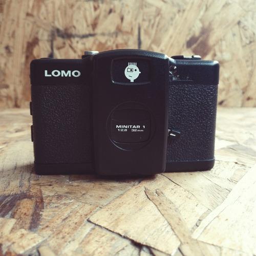 lomography lca+