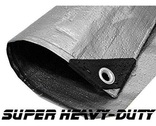 lona 06 x 10 super heavy duty silver / silver (tamaño final