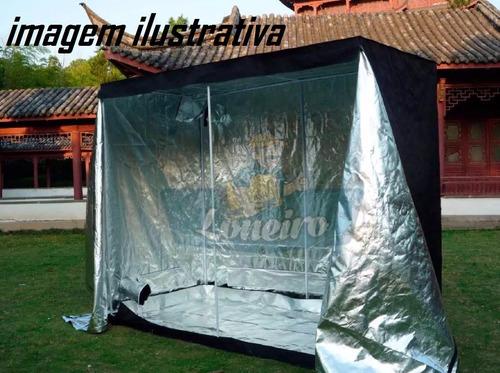 lona 5x2 m refletiva estufa grow cultivo indoor frete grátis