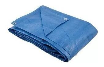 lona 6x4m azul 70gr 100 micras full