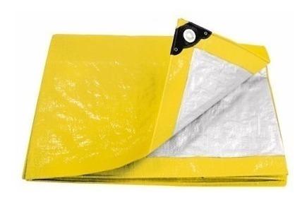 lona amarilla 4 x 5 mt pretul a23742 .