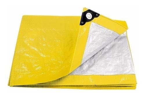 lona amarilla 5 x 6 mt, pretul 23744