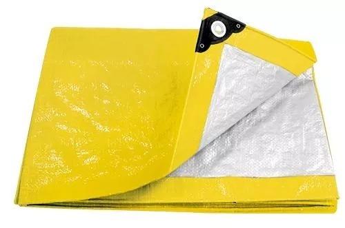 lona amarilla 5 x 6 mt pretul 23744