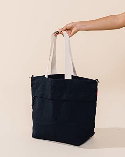lona bolsa de mercado abbot fiordo  bolsa de viaje grande co