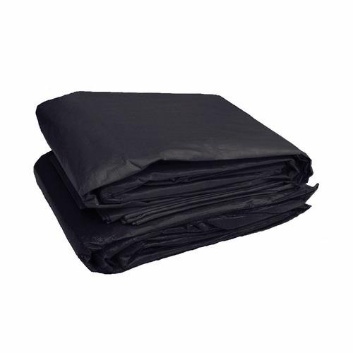lona carpa 3m x 3m negro
