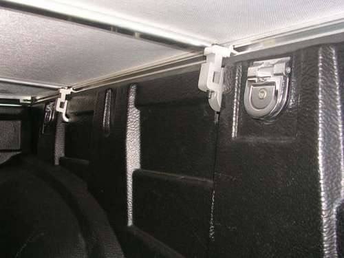 lona carpa de balde brasileña keko ford f150 sobreruedas