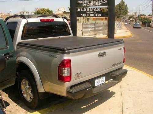 lona carpa de balde enrollable keko dmax-ford f-150 -toyota