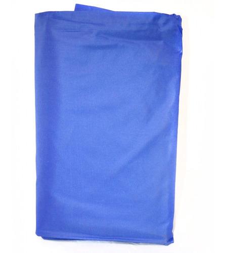 lona carpa para toldo plegable 3x3 azul/moza importaciones