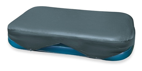 lona cobertor para piscina inflable rectangular intex 58412