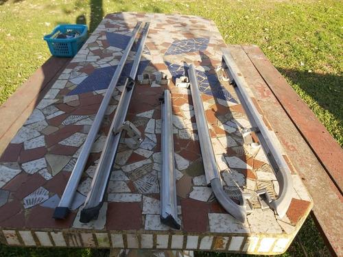 lona con estructura de alumino para camioneta ford rangerxlt