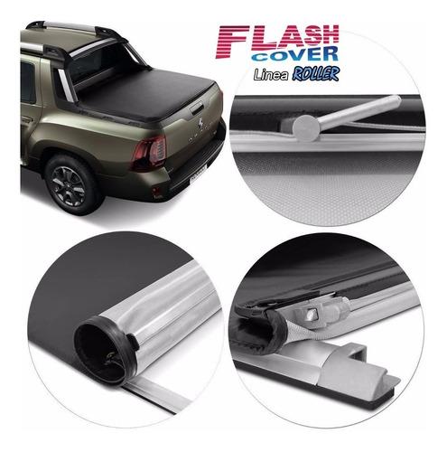 lona con tensores incorporados flash cover roller p/ oroch