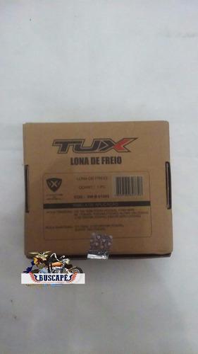 lona de freio cbx 150 aero/ cg 125 titan 1994-1999/ web 100