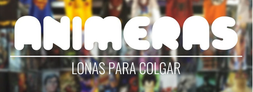 lona de sailor moon para colgar - animeras