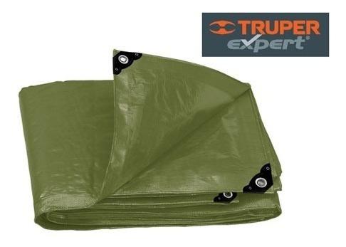 lona de uso rudo verde olivo 2x3 m lt-23x tpr