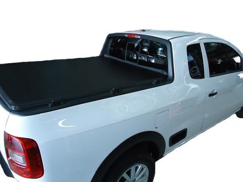 lona estr alum saveiro cab simple y extendida 2010+ colocada