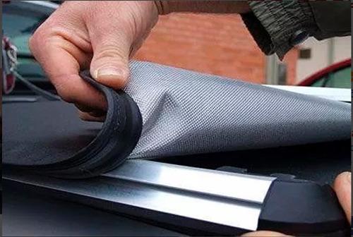 lona estruc aluminio cobertor nissan frontier 98/10 c/doble