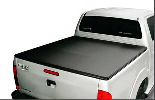 lona estruc aluminio cobertor toyota hilux 05/15 cab doble