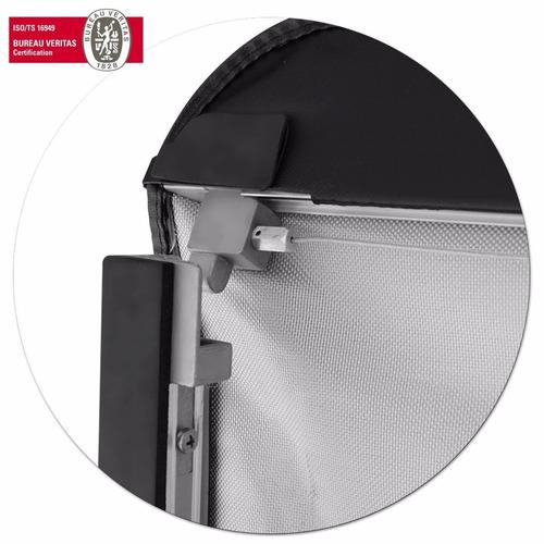 lona estructura de aluminio flash cover roller ranger 2013+