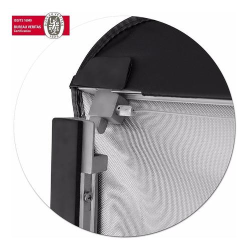 lona flash cover roller p/ ranger limited 2013 2014 2015 2016 2017 2018 2019