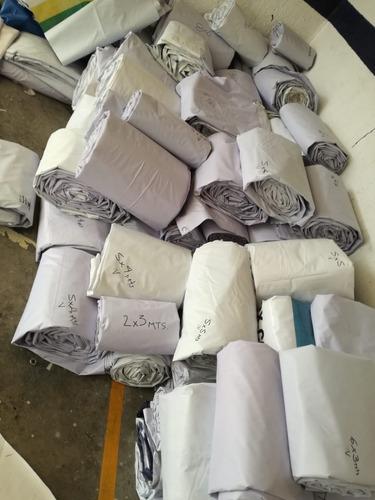 lona front 13oz recicladas varias medidas m2