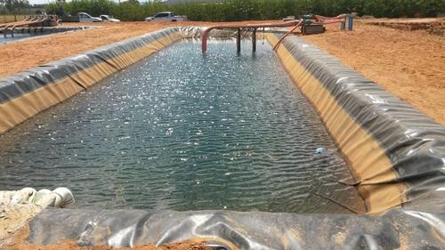 lona manta para reservatório de água-largura:14x10
