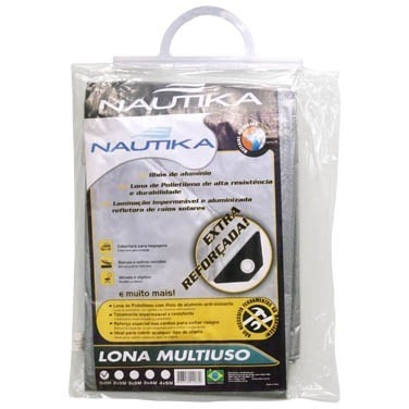 lona nautika multi-uso 4x3 extra reforçada para sacos de dor