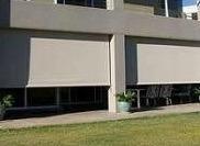 lona para toldo cortina retrátil de enrolar fabricação m²
