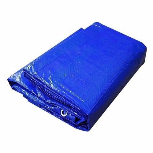 Lona pl stica azul telhado camping piscina impermeavel 3x2 r 19 00 em mercado livre - Piscinas desmontables 3x2 ...