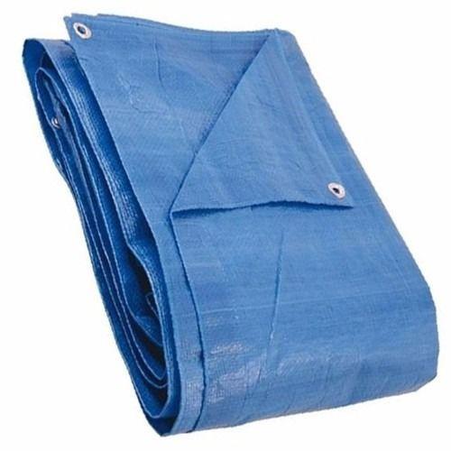 lona polietileno azul 8x6m