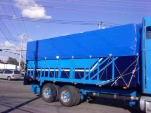 Lona pvc calibre 18oz 610gr ideales para camiones toldos for Toldos para camiones
