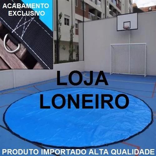 lona redonda 8 metros capa piscina lago tanque psicultura