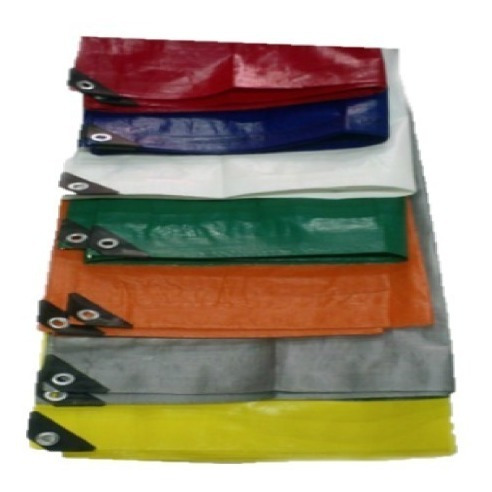 lona reforzada 12 mts x 15.0 mts impermeable varios colores