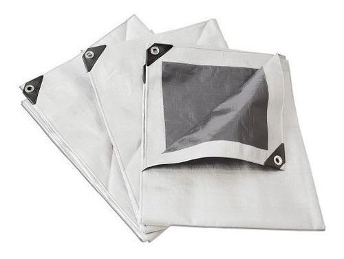 lona reforzada blanca 5 x 6m lr5x6b surtek