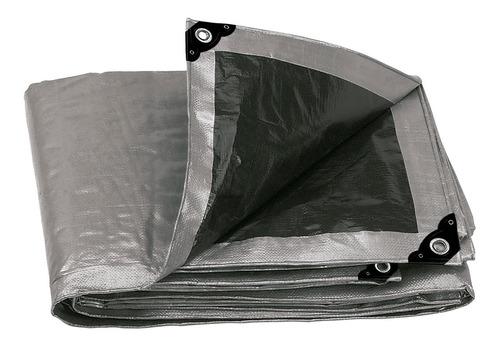 lona reforzada gris 2 x 3 mt truper 15361