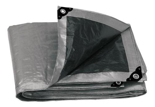 lona reforzada gris 3 x 6 mt truper a10772 .