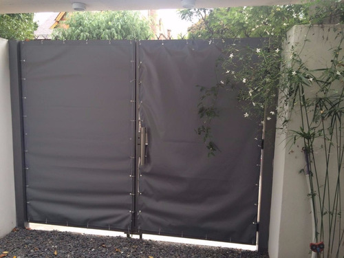 lona reforzada gris 5 x 5 metros truper 10775 lluvia agua
