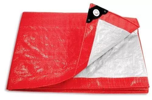 lona roja 3 x 3 mt pretul 23764