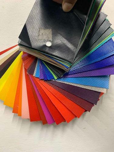 lona sobre medida en amplia variedad de colores
