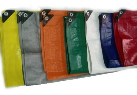 lona super reforzada impermeable 4x4 mts varios colores