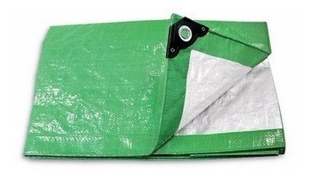 lona toldo impermeable pretul verde 6 x 4 metros mf shop