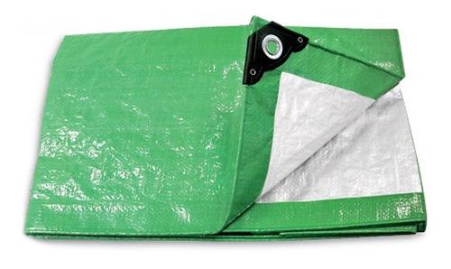 lona verde de 6x12 m 110 g/m² pretul a23753 envío gratis
