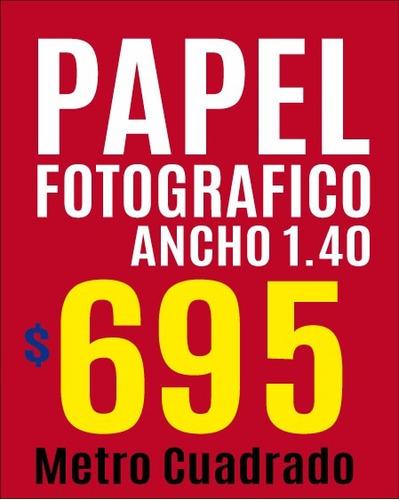 lona vinilo impreso - papel fotografico - microperforado
