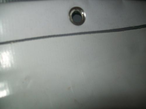 lonas vinilicas usadas  7 x 3 m