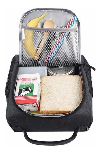 lonchera bolsa de almuerzo con aislamiento bolsa grande para