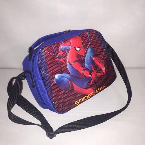lonchera escolar personalizada lol,frozen, peppa, spiderman