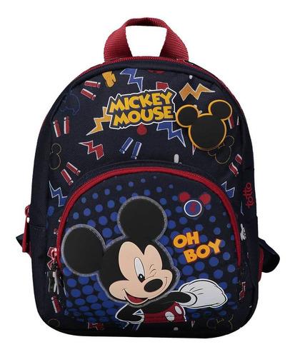 lonchera morral mickey mouse