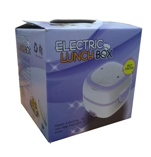 lonchera porta comida eléctrica acero ys 301