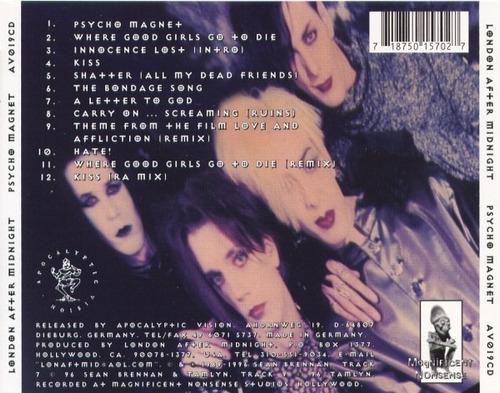 london after midnight - psycho magnet (1ª edicion)