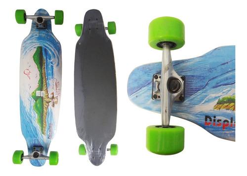 long board skate