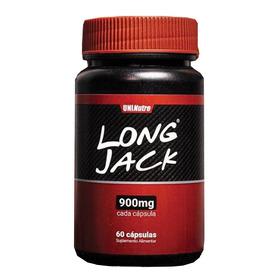 Long Jack 900mg - Ganho De Músculos -  Frete Grátis !!